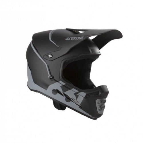 SixSixOne Reset Helmet - S - Midnight Black